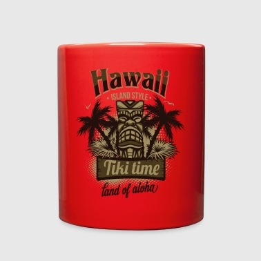 Hawaii - Full Color Mug
