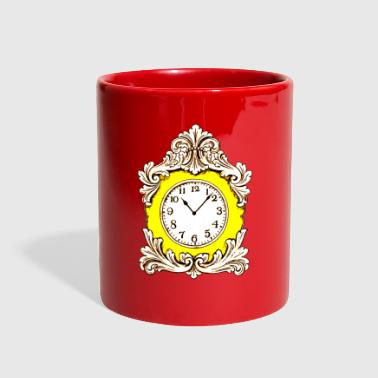 Clock Clock - Full Color Mug