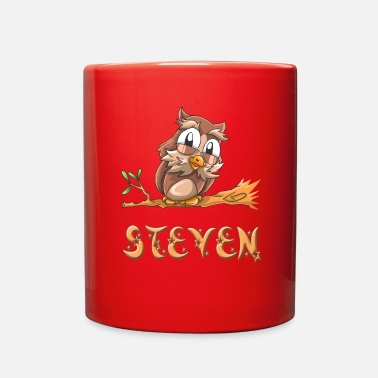 Steven Steven Owl - Full Color Mug