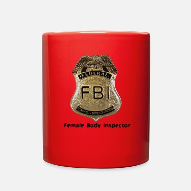 Acronym FBI Acronym - Full Color Mug