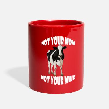 For Moms &amp NOT YOUR MOM NOT YOUR MIL - Full Color Mug