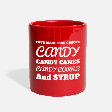 Candy Candy Candy Candy - Full Color Mug
