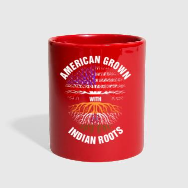 Roots American Grown Indian Roots - Full Color Mug