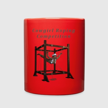 Cowgirl - Full Color Mug