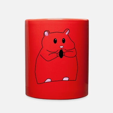 Rodent Hamster animal rodent gift - Full Color Mug
