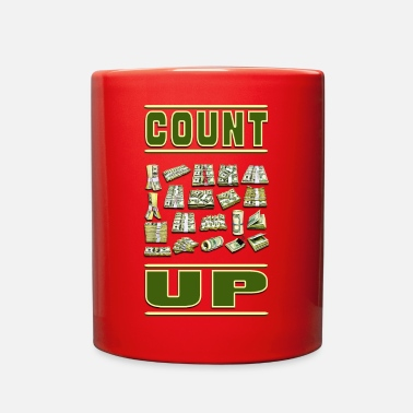 Count Royal Count Up - Full Color Mug