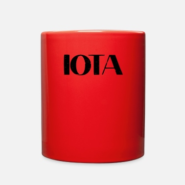 Crypt Iota Tee,Internet of Things Iota, Iota Token,Crypt - Full Color Mug