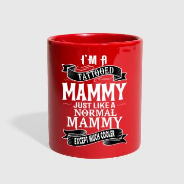 TATTOOED MAMMY - Full Color Mug