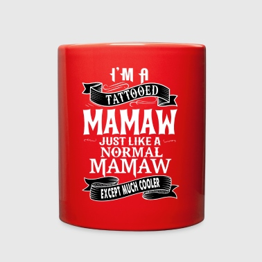 TATTOOED MAMAW - Full Color Mug