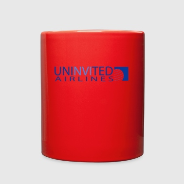 UNINVITED AIRLINES - Full Color Mug