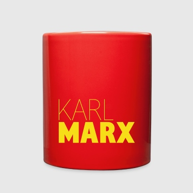Karl Marx - Full Color Mug