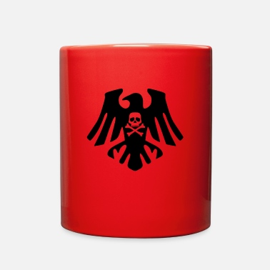 Pirat Pirate Crowdrapeau pirate - Full Color Mug