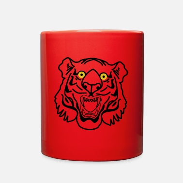 Chinese Tiger Chinese Tiger - Full Color Mug