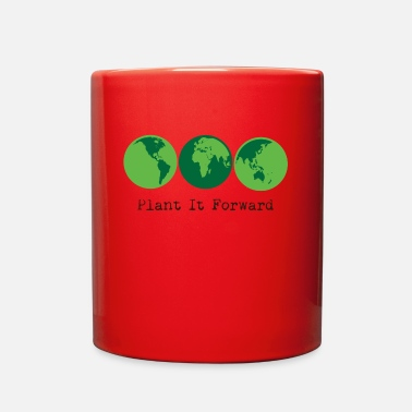 Plant Grounds Plant It Forward - Full Color Mug