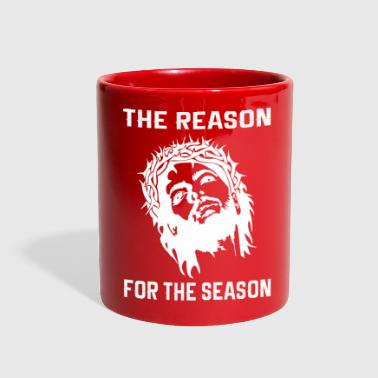 The Reason For The Season Jesus Good Friday - Full Color Mug