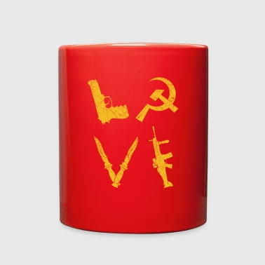Communist Communist - Full Color Mug