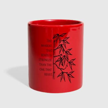 Bamboo The Bamboo that bends - Full Color Mug