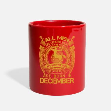 December december - Full Color Mug