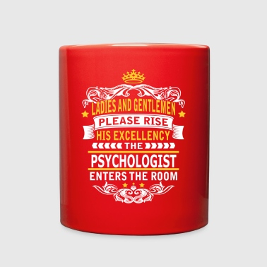 Psychologist PSYCHOLOGIST - Full Color Mug