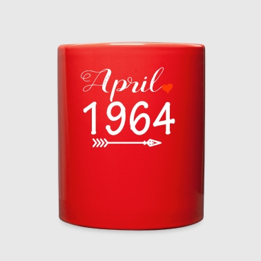1964 Arrow Heart April 1964 - Full Color Mug