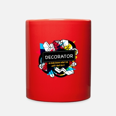 Decoration DECORATOR - Full Color Mug