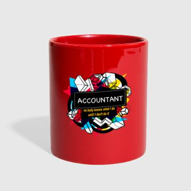 ACCOUNTANT - Full Color Mug