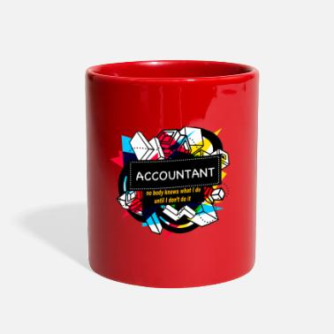 Director ACCOUNTANT - Full Color Mug