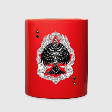 POKER SPADES - Full Color Mug