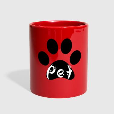petcontest pet animals paw pet - Full Color Mug