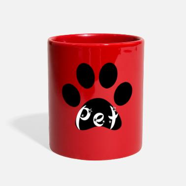 Pet petcontest pet animals paw pet - Full Color Mug