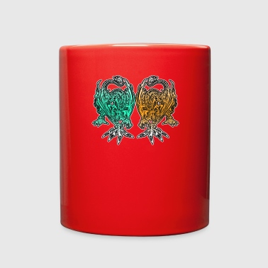 Dragon Reptile - Full Color Mug