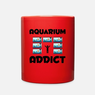 Aquarium Aquarium Addict - Full Color Mug