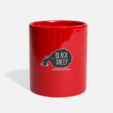 Black Sheep Black Sheep - Full Color Mug