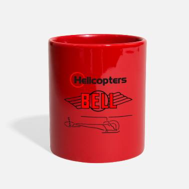 Helicopter helicopter - Full Color Mug