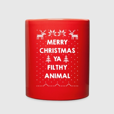 Merry Christmas Shirt - Full Color Mug