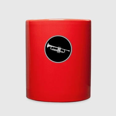Trumpet Silver - Full Color Mug