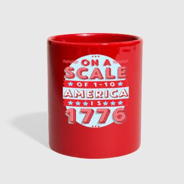 AMERICA - Full Color Mug