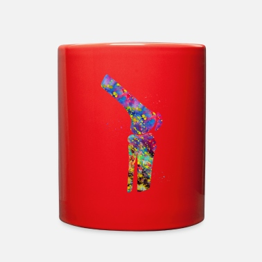 Knee Knee - Full Color Mug