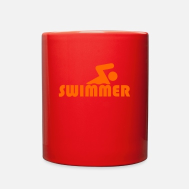 Swimmer Swimmer - Full Color Mug