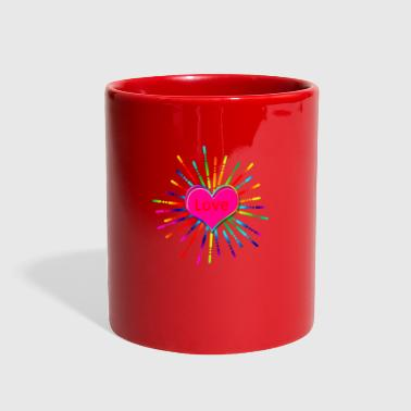 Love You love you - Full Color Mug