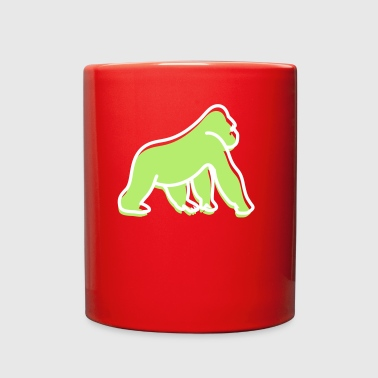 A Wild Gorilla - Full Color Mug