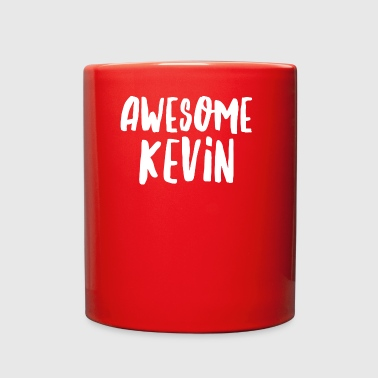 Kevin Awesome Kevin - Full Color Mug