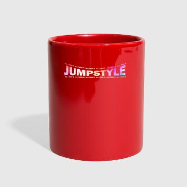Jumpstyle LOVE TECHNO GESCHENK goa pbm JUMPSTYLE hippie - Full Color Mug