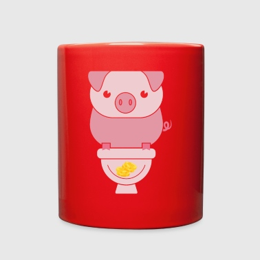 Piggy Bank - Full Color Mug