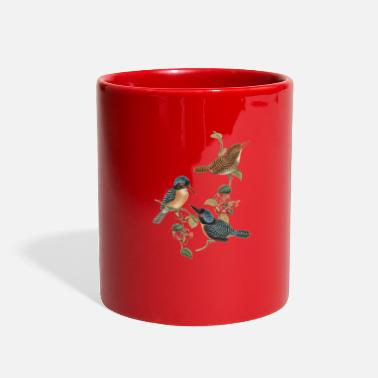 Bird Bird apparel, Bird Shirt,Bird Stuff & Birds---- - Full Color Mug