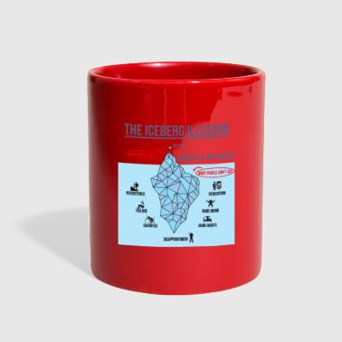 The Iceberg Illusion - Full Color Mug