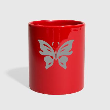Large butterfly - Full Color Mug
