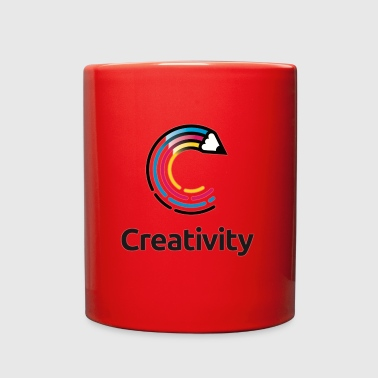Creative Creativity - Full Color Mug