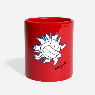 Volley Volley ball - Full Color Mug