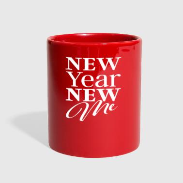 New Year New Year New Me - Full Color Mug